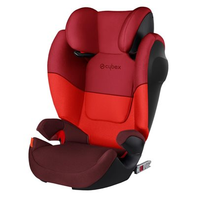 Autosjedalica CYBEX Solution M-Fix Sl, grupa 2/3, 15-36kg., crvena