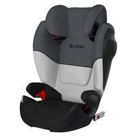 Autosjedalica CYBEX Solution M-Fix Sl, grupa 2/3, 15-36kg., siva