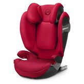 Autosjedalica CYBEX Solution S-Fix, grupa 2/3, 15-36kg., crvena