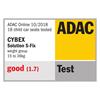 Autosjedalica CYBEX Solution S-Fix, grupa 2/3, 15-36kg., roza