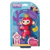 Figurica FINGERLINGS Monkey Bella, roza