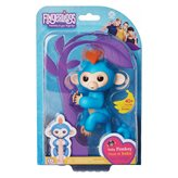 Figurica FINGERLINGS Monkey Boris, plavi