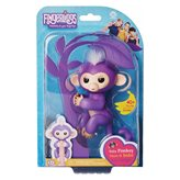 Figurica FINGERLINGS Monkey Mia, ljubičasta