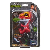 Figurica FINGERLINGS Untamed T-REX Ripsaw, crvena