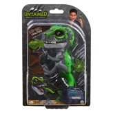 Figurica FINGERLINGS Untamed T-REX Tracker, zelena