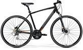 Muški bicikl MERIDA 20-D, vel.58cm, XL, Shimano RD-M360, kotači 28˝, sivo/crni mat