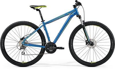 Muški bicikl MERIDA Big.Nine 20-D, vel.23˝, XXL, Shimano RD-M360, kotači 29˝, plavi