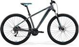 Muški bicikl MERIDA Big.Nine 40-D, vel.17˝, M, Shimano RD-M370, kotači 29˝