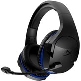 Slušalice HyperX Cloud Stinger Wireless Gaming za PC/PS4/XBOX, HX-HSCSW-BK, bežične, crno-plave