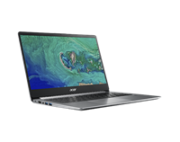 "Prijenosno računalo ACER Swift 1 NX.GXHEX.005 / Pentium N5000, 4GB, 64GB SSD, HD Graphics, 14"" IPS FHD, Windows 10S, srebrno"
