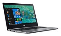 "Prijenosno računalo ACER Swift 3 NX.H4CEX.021 / Core i3 8145U, 4GB, 128GB SSD, HD Graphics, 14"" LED FHD, Linux, srebrno"