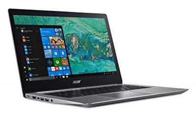 "Prijenosno računalo ACER Swift 3 NX.H4CEX.021 / Core i3 8145U, 4GB, 128GB SSD, HD Graphics, 14"" LED FHD, Linux, srebrno"
