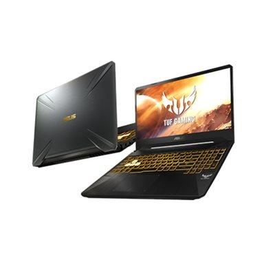 "Prijenosno računalo ASUS FX505DY-BQ004 / Ryzen 5 3500H, 8GB, 1000GB+256GB SSD, Radeon RX 560X 4GB, 15.6"" LED FHD, DOS, crno"