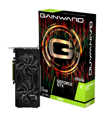 Grafička kartica PCI-E GAINWARD GeForce GTX 1660 Ghost, 6GB GDDR5