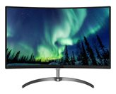 "Monitor 27"" PHILIPS 278E8QJAB, 75Hz, 4ms, 250cd/m2, 3000:1, zakrivljeni, crni"
