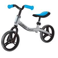 Dječji bicikl GLOBBER Go Bike, srebrno/plavi