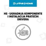 HS - Ugradnja komponente i instalacija pratećih drivera