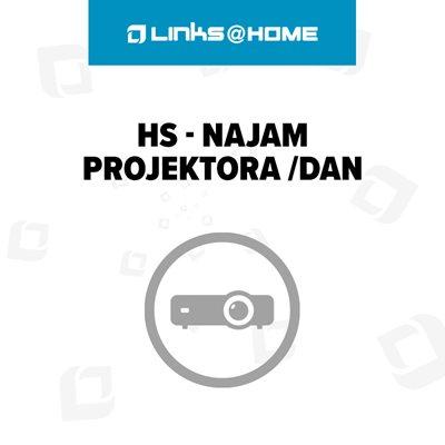 HS - Najam projektora /dan