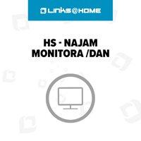HS - Najam monitora /dan