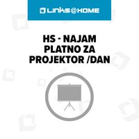 HS - Najam platno za projektor /dan