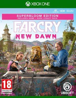 Igra za MICROSOFT XBOX One, Far Cry New Dawn Superbloom Deluxe Edition