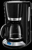 Aparat za kavu RUSELL HOBBS 24391-56 Inspire Black,1,25l, 15 šalica