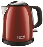 Kuhalo za vodu RUSSELL HOBBS COMPACTplus 24992-70, crveno, 2400W, 1.0l