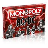Društvena igra HASBRO Monopoly, ACDC, engleska verzija