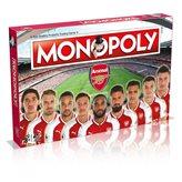 Društvena igra HASBRO Monopoly, Arsenal F.C. 17/18, engleska verzija