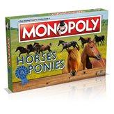 Društvena igra HASBRO Monopoly, Horses & Ponies, engleska verzija