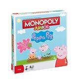 Društvena igra HASBRO Monopoly, Peppa Pig, engleska verzija