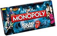 Društvena igra HASBRO Monopoly, Rolling Stones, engleska verzija