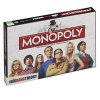 Društvena igra HASBRO Monopoly, The Big Bang Theory, engleska verzija