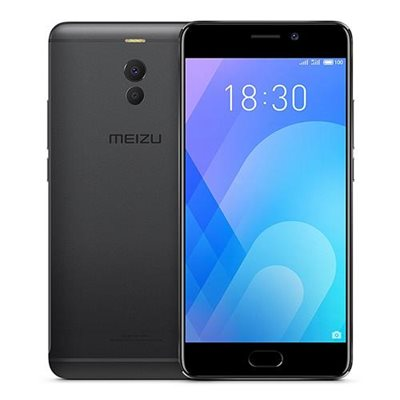 "Smartphone MEIZU M6, 5,2"", 3GB, 32GB, Android 7.0, crni"