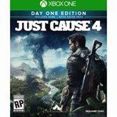 Igra za MICROSOFT Xbox One, Just Cause 4 Day One Edition