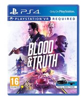 Igra za SONY PlayStation 4, Blood and Truth VR - Preorder