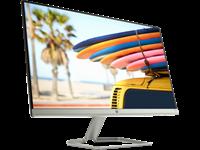 "Monitor 24"" HP 24fw 3KS62AA, 5ms, 300cd/m2, 1000:1, srebrni"