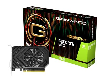 Grafička kartica PCI-E GAINWARD GeForce GTX 1650 Pegasus OC, 4GB GDDR5