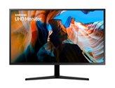 """Monitor 32"""" SAMSUNG U32J590UQU, 4ms, 270cd/m2, 3.000:1, UHD 4K, crni"""