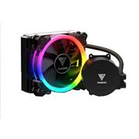 Vodeno hlađenje GAMDIAS Chione E1A-120R, RGB, CPU hlađenje