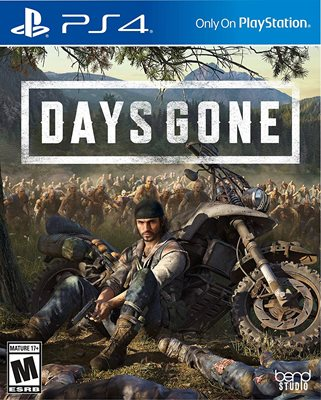Igra za SONY PlayStation 4, Days Gone Standard Edition