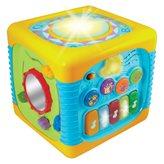 Igračka WINFUN Glazbena interaktivna kocka 0741-NL