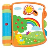 Knjiga WINFUN, zabavna, za mališane, 0719-NL