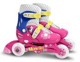 Dječje role STAMP, Minnie Its Me, veličina 27-30, 3 kotača/inline, 2u1