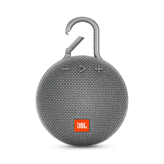 Zvučnik JBL CLIP 3, bluetooth, vodootporan, sivi