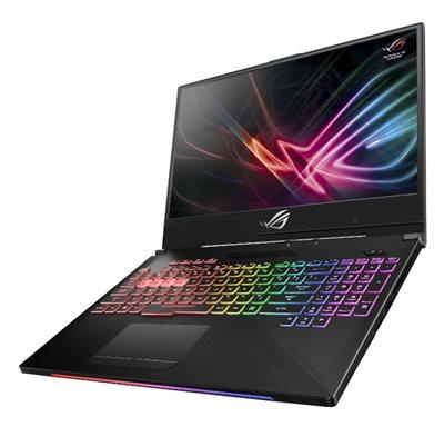 "Prijenosno računalo ASUS ROG GL504GM-ES155 / Core i7 8750H, 16GB, 1000GB + 256GB SSD, GeForce GTX 1060 6GB, 15.6"" LED FHD, DOS, crno"