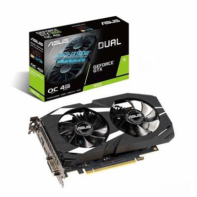 Grafička kartica PCI-E ASUS GeForce GTX 1650 Dual, 4GB GDDR5