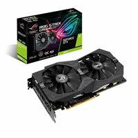 Grafička kartica PCI-E ASUS GeForce GTX 1650 OC Rog Strix Gaming, 4GB GDDR5