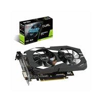 Grafička kartica PCI-E ASUS GeForce GTX 1660Ti OC Dual, 6GB GDDR6