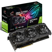 Grafička kartica PCI-E ASUS GeForce GTX 1660Ti Rog Strix Gaming, 6GB GDDR6